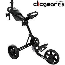 Cărucior Golf Push Clicgear 4.03 cu 3-roți