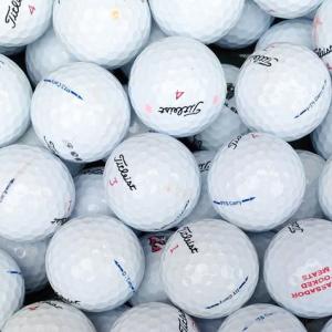 Mingi de Golf Recuperate Titleist Pro V1 Clasa B ( Lake Balls 12 buc )