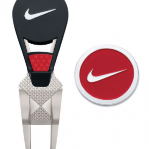 Nike Pitch Mark Repair Tool & Ball Marker