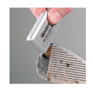 Perie curățat crose de golf 3 în 1 Masters ( perie plastic, perie metal, vârf ascuțit )