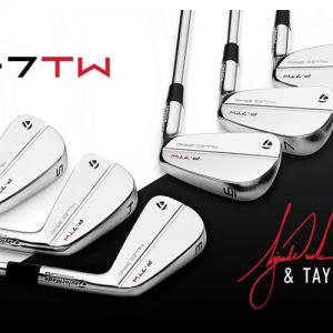 TaylorMade P•7TW Blade Irons