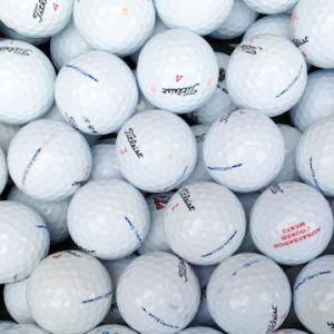 Mingi de golf Titleist Mix Clasa A