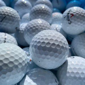Mingi de Golf recuperate Callaway