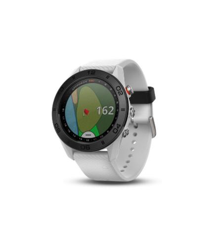Ceas GPS Garmin Approach S60 Alb,