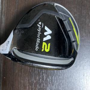 Wood5 TaylorMade Back