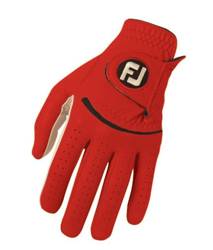 Mănușă FootJoy Spectrum, Bărbați, mâna stângă, Roșu