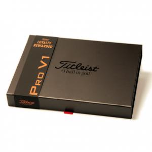Set mingi de golf Titleist Pro V1 (Gift Pack) - Promoție 3 + 1 GRATIS