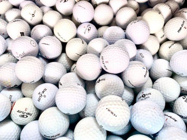 Mingi de golf Top Flite recuperate