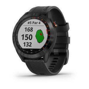 Ceas GPS Garmin Approach S40, Negru