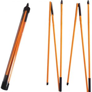 Set Bețe de Aliniere - Foldable Golf Sticks