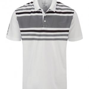 Tricou Stuburt Evolve Pure Stripe Polo Shirt, Bărbați
