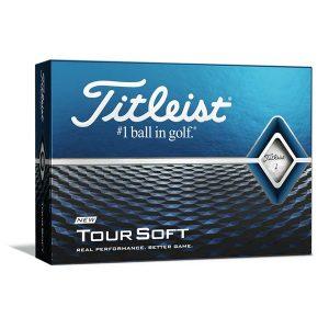 Mingi de Golf Titleist Tour Soft