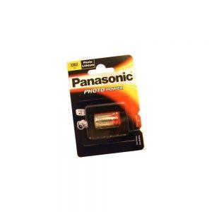 Baterie Panasonic CR2 3V Lithium